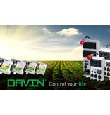 Davin Fan Controller DV-11TII 2x6AMP met Thermostaat