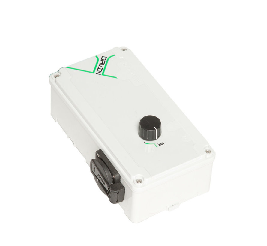 Fan Controller DV-11 6AMP zonder Thermostaat