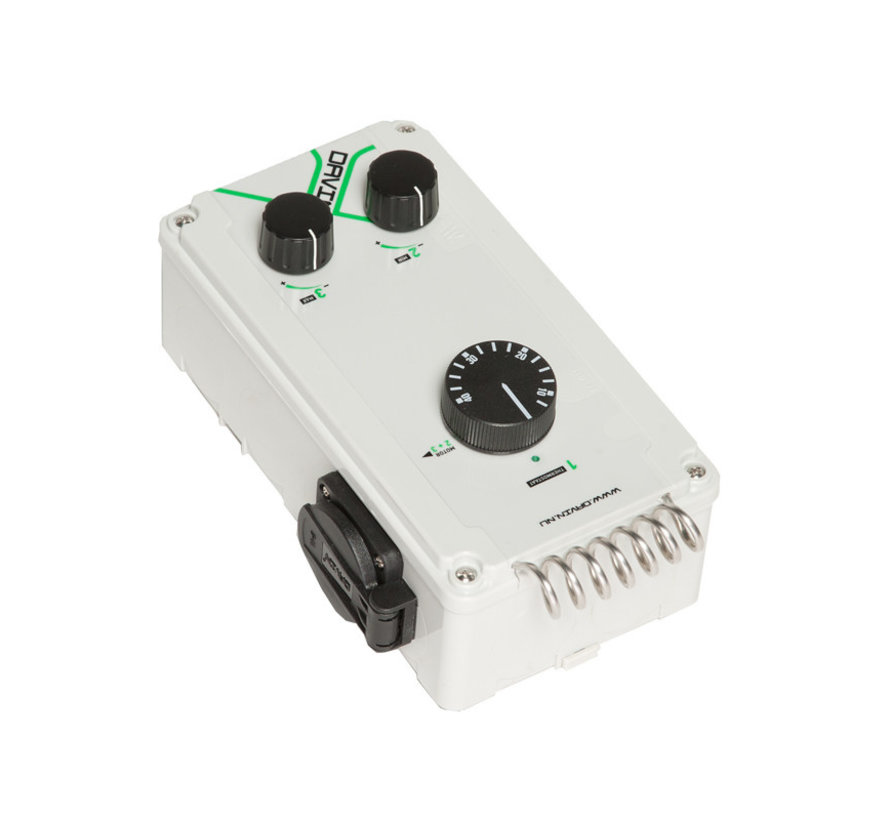 Fan Controller DV-11T 6AMP met Thermostaat