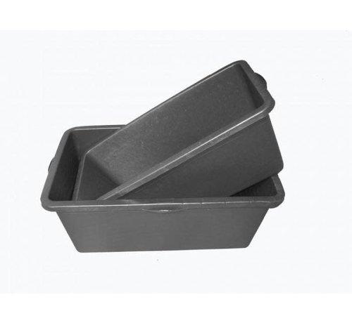 Watervat Rechthoekig Klein 60 liter