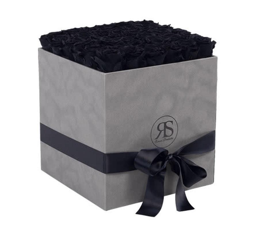 Rosuz Flowerbox Longlife Celine Zwart