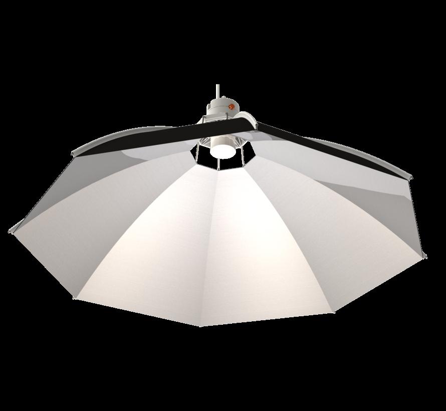 DY80 Daisy HPS Reflector Ø80 cm R1.00