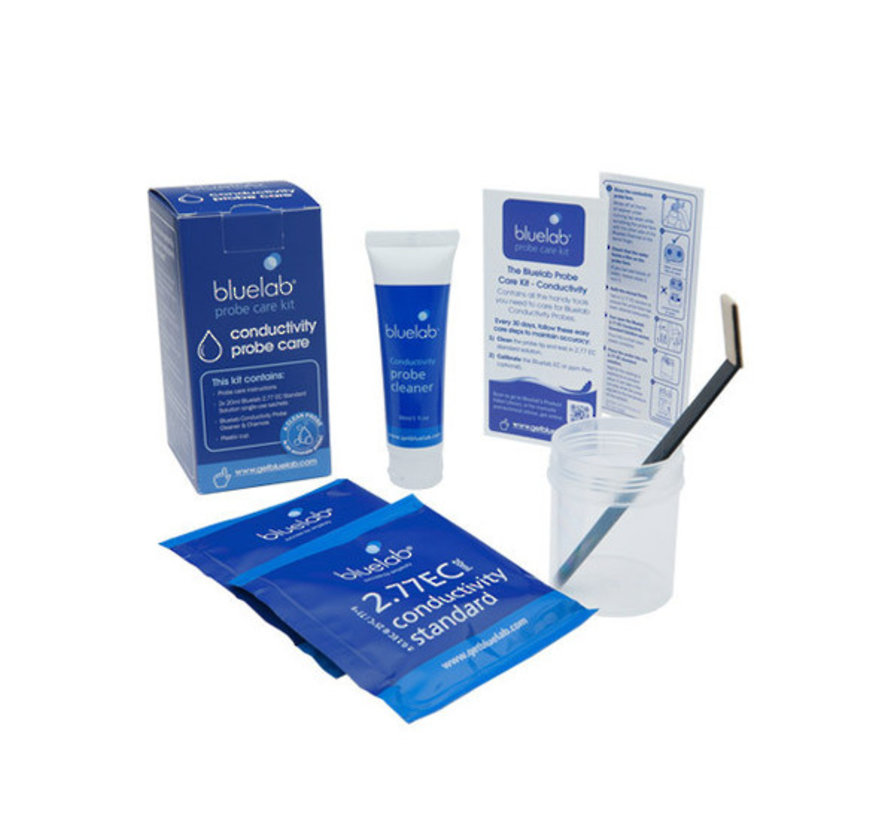 Bluelab EC Schoonmaak en Kalibratie Kit