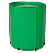 AquaKing Barril de Agua 500 Litros 80x80x100 cm Plegable