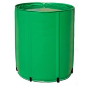 AquaKing Wasserfass 500 Liter 80x80x100 cm Faltbar