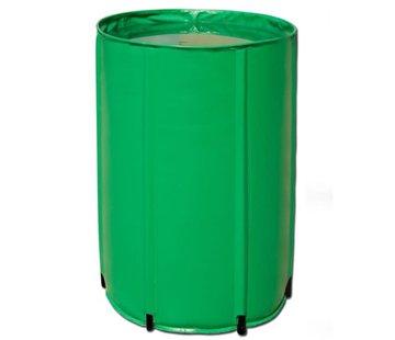 AquaKing Barril de Agua 250 Litros 60x60x100 cm Plegable