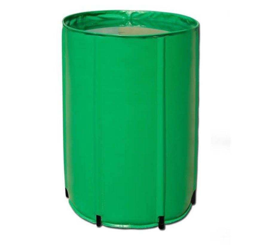 AquaKing Barril de Agua 100 Litros 40x40x100 cm Plegable