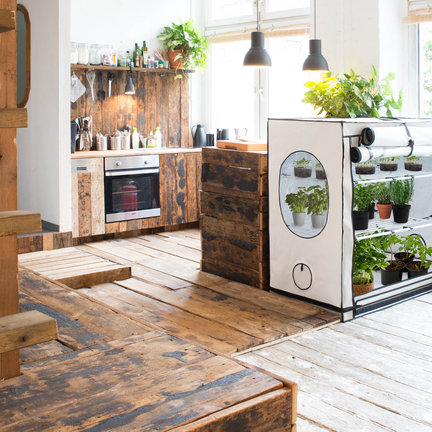 Homebox Vista armarios de cultivo