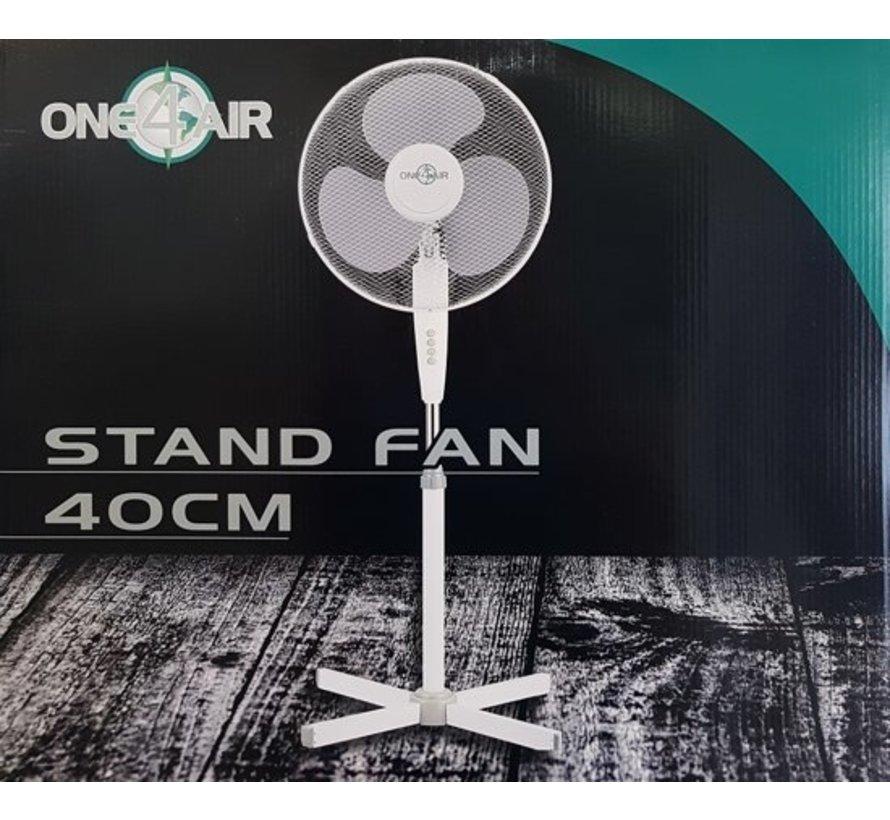 Fertraso Statief Fan Staande Ventilator Ø 40 cm