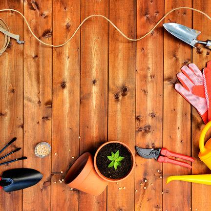 Hand tools from Wolf Garten