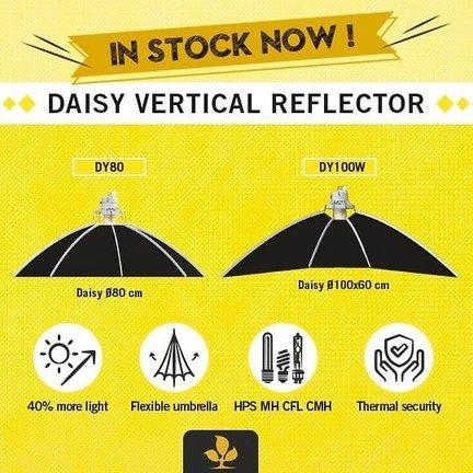 Daisy plug & grow kits hps