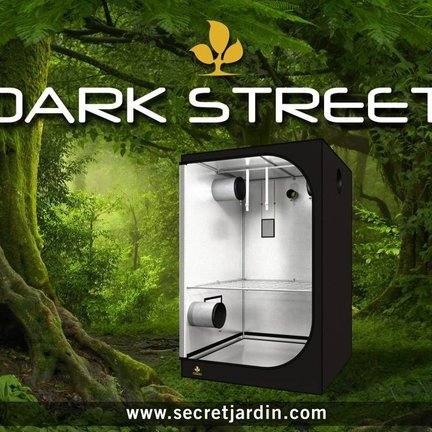 Secret Jardin Dark Street Kweektent