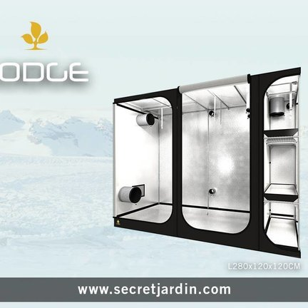 Secret Jardin Lodge Growbox