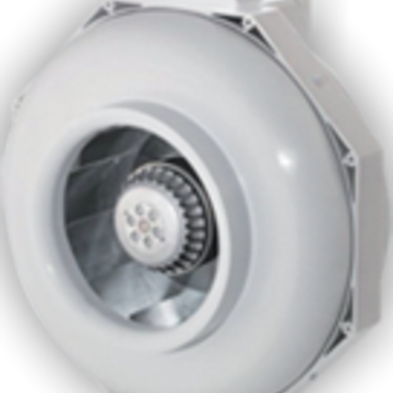 Can Fan RK ventiladores de tubo