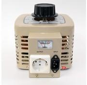 Variac einstellbarer Transformator 500W