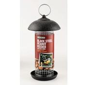 Gardman Alimentador de maní de acero negro