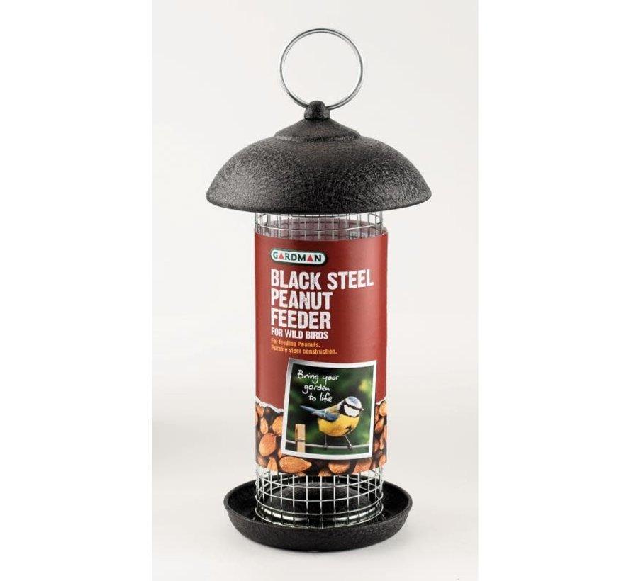 Gardman Black Steel Peanut Feeder