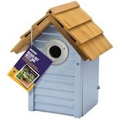 Gardman Beach Hut Nestkast Blauw