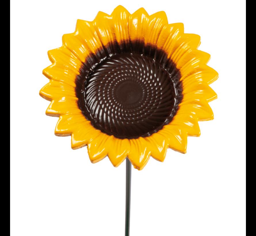Bird Gift Feeder Stake Sunflower