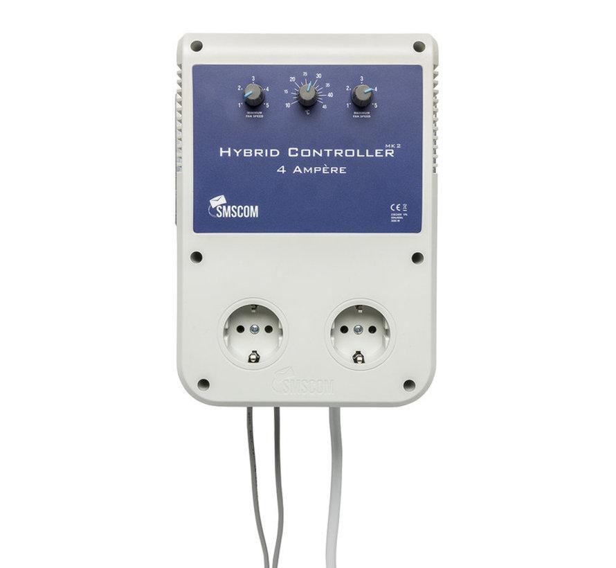 Smscom Hybrid Controller Mk2 EU max 4A, 8A of 16A