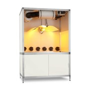 G Tools Bonanza Dimmable HPS Grow Cabinet 600 Watt 1m2