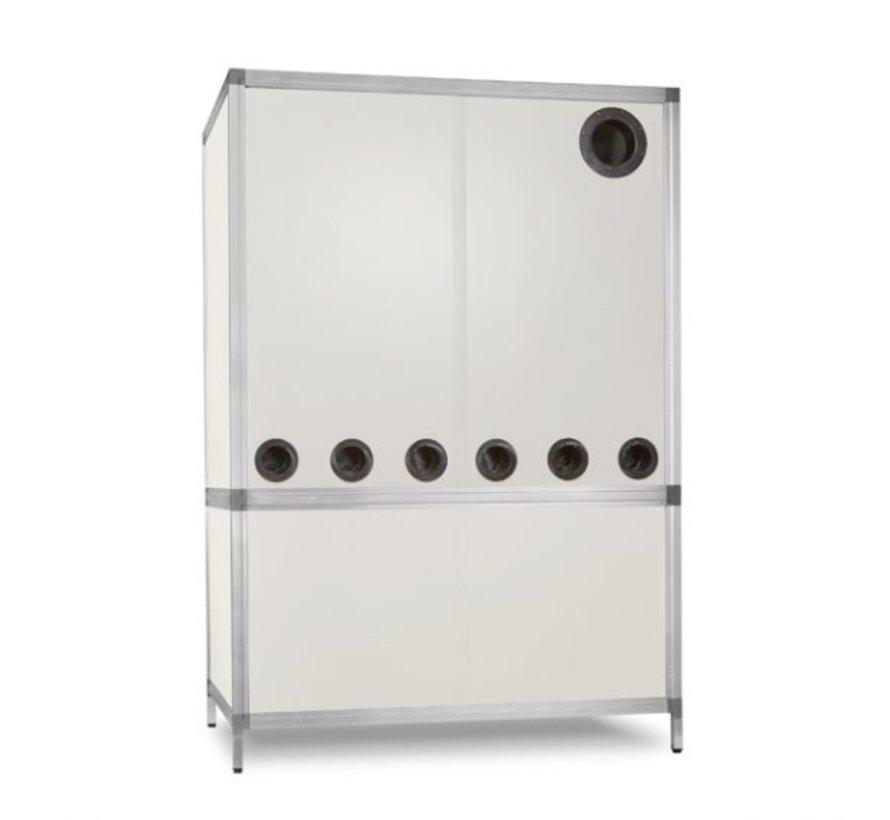 Bonanza Indoor Kweekkast HPS 250-660 Watt Dimbaar 1m²