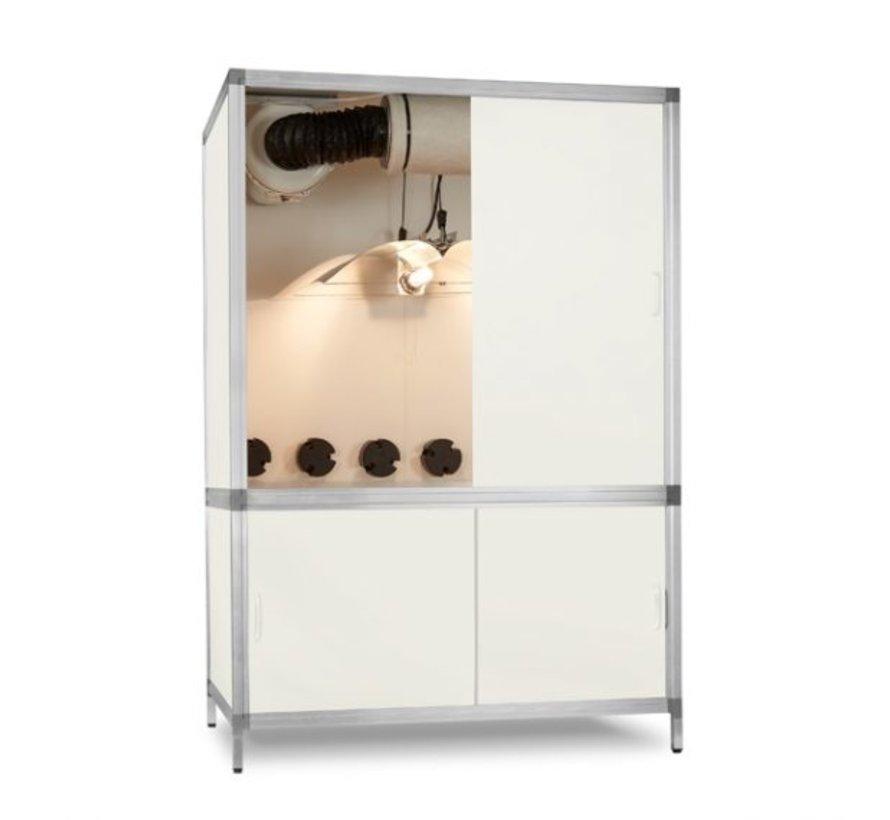Bonanza CMH Grow Cabinet 315 Watt 1m2