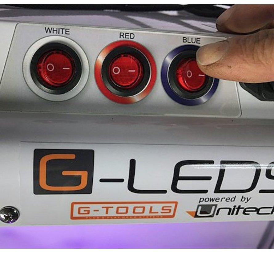G-Leds 560 Watt Kweeklamp