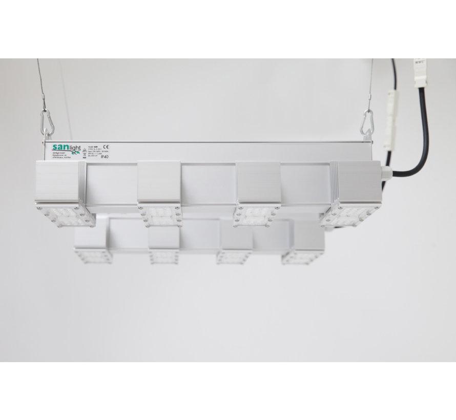 SANlight Q4W Full Spectrum Kweeklamp LED 165 Watt Gen2