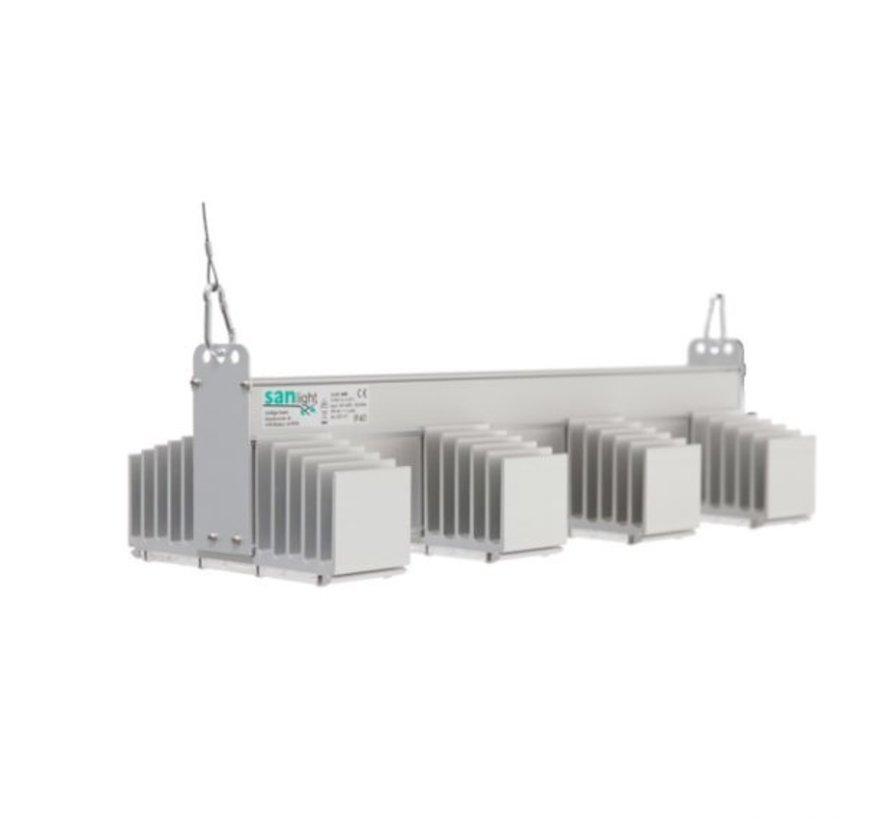 Bonanza Sanlight 300 Watt Q4W LED Kweekkast 1m2