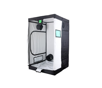 BudBox Pro XL Grow Zelt Weiß 120x120x200 cm