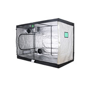 BudBox Pro XXL Plus Armario de Cultivo Plateado 150x300x200 cm