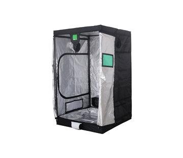 BudBox Pro XL Grow Zelt Silber 120x120x200 cm