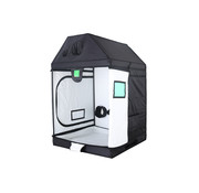 BudBox Pro XL R Grow Zelt Weiß 120x120x180 cm