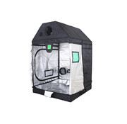 BudBox Pro XL R Grow Tent Silver 120x120x180 cm