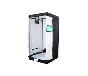 BudBox Pro L200 Grow Zelt Weiß 100x100x200 cm