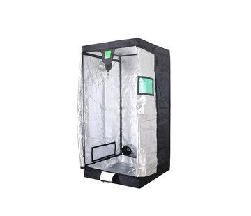 BudBox Pro L200 Grow Zelt Silber 100x100x200 cm