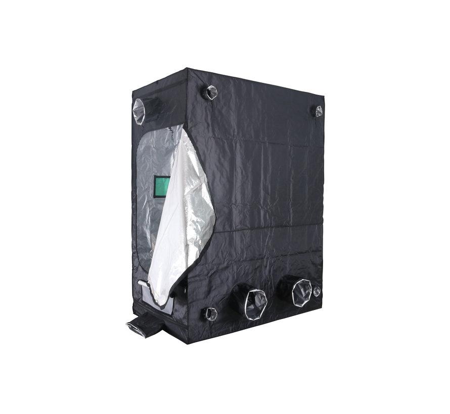 BudBox Pro GT 1 Grow Zelt Silber 180x110x240 cm