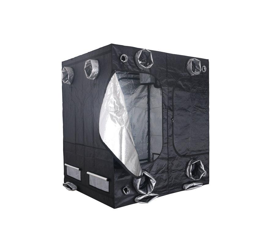 BudBox Pro GT 2 Grow Zelt Silber 180x220x240 cm
