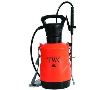 TWC Elektrische Drukspuit 6 Liter