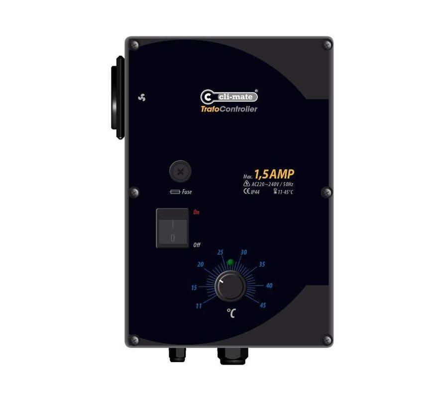 RK 160L Ventilation Kit 1200w max 780 m3 /h