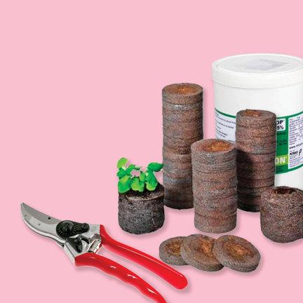 Grow supplies