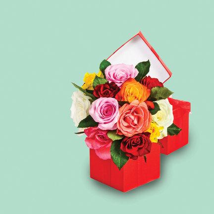 Cadeaus van Rosuz Luxury Gifts en Florex
