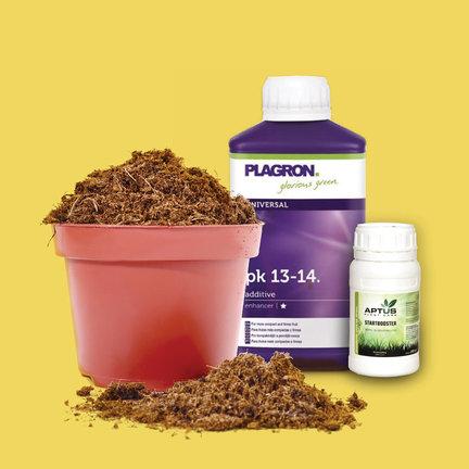 Fertilizantes y estimulantes