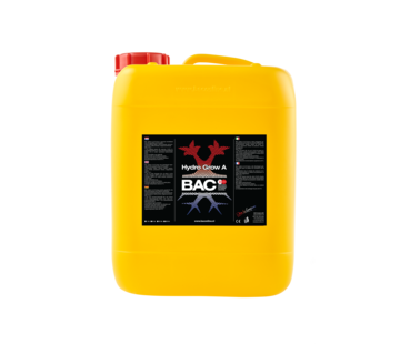 BAC Hydro A&B Groeivoeding 5 Liter