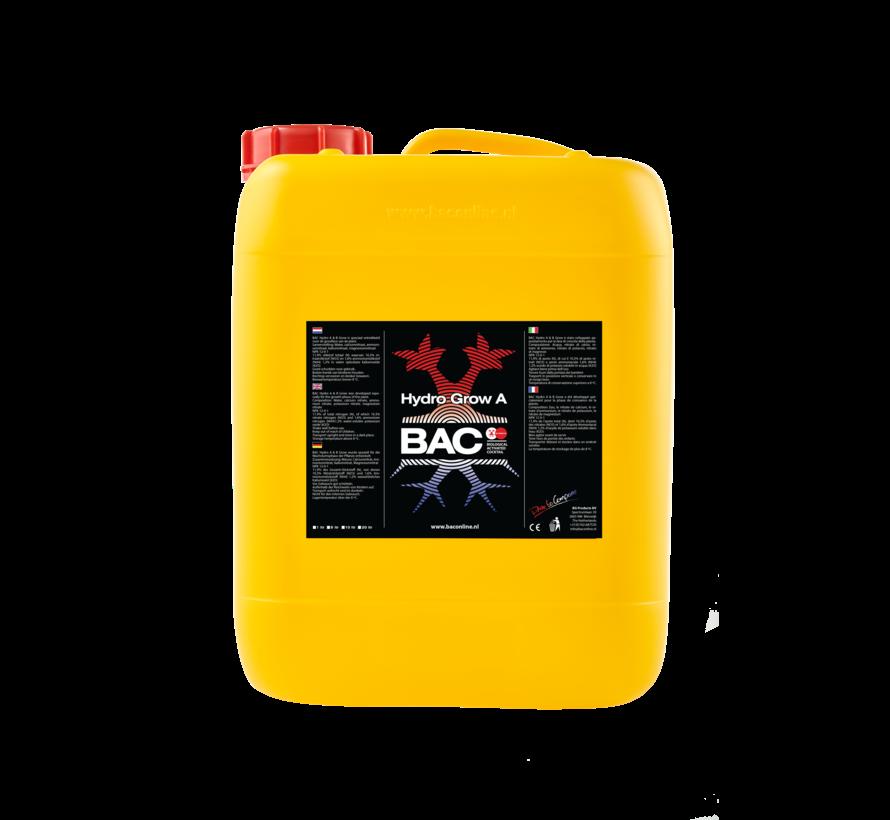 BAC A&B Topflower Grow Nahrung für hydrokultur 5 Liter