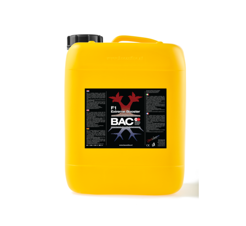 BAC F1 Extreme Booster 5 Liter