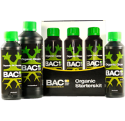 BAC Starter Kit Small Organic Plant Nutrients