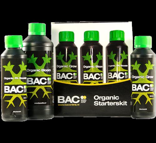 BAC Kit Pequeño de Nutrientes de Crecimiento Orgánico