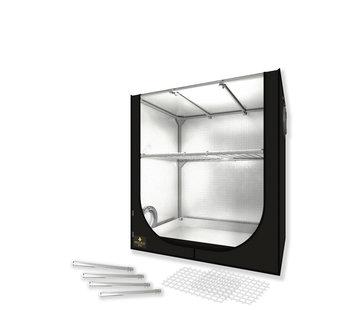 Secret Jardin DP90 Propagator Tent Compleet 4x26 Watt LED 90x60x98